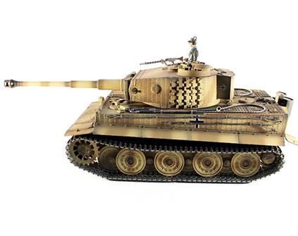 Радиоуправляемый танк Taigen German Tiger 1 Metal Edition Late Version