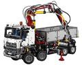Конструктор грузовик Mercedes-Benz AROCS 3245 Lepin Technics 20005 - купить недорого в Санкт-Петербурге в интернет-магазине