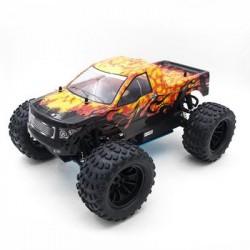 Радиоуправляемый монстр HSP Nitro Off Road Monster Truck 4WD RTR масштаб 1:10 2.4G 94188-88067