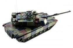 Радиоуправляемый танк Heng Long US M1A2 Abrams масштаб 1:16 2.4G - 3918-1 V5.3