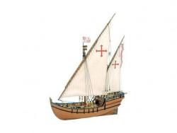 Сборная модель из дерева корабля Artesania Latina LA NIÑA, 1/65
