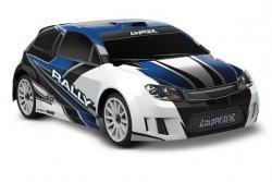 Модель раллийного автомобиля Traxxas LaTrax Rally 1:18 - TRA75054-1-BL