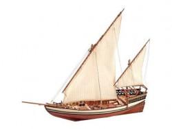 Сборная модель из дерева корабля Artesania Latina SULTAN ARAB DHOW, 1/41