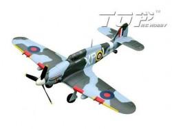 Радиоуправляемый самолет Top RC Hurricane 750мм 2.4G 4-ch LiPo RTF Top013C