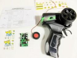 Система радиоуправления WPL для моделей B-14, B-24, C-14, C-24, B-16, B-36. WPL-A105-P