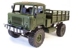 Радиоуправляемый советский грузовик ГАЗ-66 MN MODEL 4WD 1:16 MN-66C