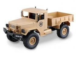 Радиоуправляемая машина MN MODEL военный грузовик 6WD 1:16 MN-35Y