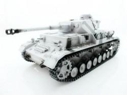 Радиоуправляемый танк Taigen 1/16 Panzerkampfwagen IV (Германия) 2.4G RTR, зимний