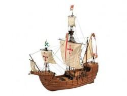 Сборная модель корабля из дерева Artesania Latina SANTA MARIA C., 1/65