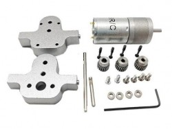 Коробка передач металлическая с мотором, KIT. WPL A920