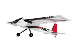 Радиоуправляемый самолет Top RC Riot Pro 2.4G 4-ch LiPo RTF Top049E