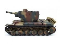 Радиоуправляемый танк Torro KV-2, ИК пушка 1/16 2.4G