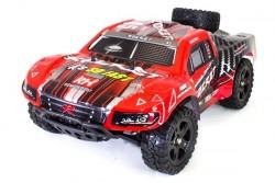 Радиоуправляемый шорт-корс Remo Hobby RH1625 Rocket Brushless 4WD 1:16