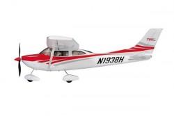 Радиоуправляемый самолет Top RC Cessna 182 красный 2.4G 4-ch LiPo RTF Top056C