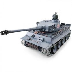 Радиоуправляемый танк Heng Long German Tiger Pro 1:16 2.4G - 3818-1 Pro V6.0