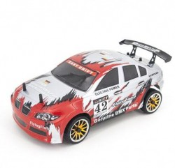 Радиоуправляемая машинка для дрифта HSP FlyingFish2 BMW Drift Car 4WD 1:16 - 94163-16302