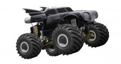 Радиоуправляемый монстр Remo Hobby RTR масштаб 1:10 2.4G RH1091 4WD+2WS