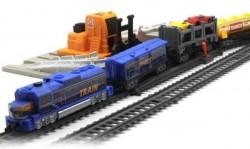 Железная дорога с поездом (549 см) - BSQ-2084