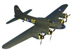 Радиоуправляемый самолет Top RC B17 1875мм PNP - top073B