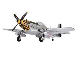 Радиоуправляемый самолет Top RC P-51D 750мм 2.4G 4-ch LiPo RTF Top017C