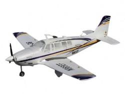 Радиоуправляемый самолет Top RC ST Beechcraft Bonanza A361280мм PNP - top086B