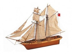 Сборная модель корабля из дерева Artesania Latina SCOTTISH MAID 1/50