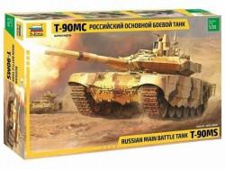 Модель сборная ZVEZDA Российский боевой танк Т-90 МС, 1:35