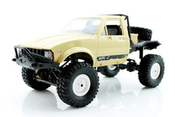 Машинка WPL Трофи Hercules 1:16 4WD
