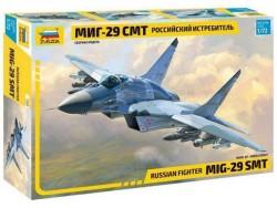 Модель сборная ZVEZDA Фронтовой истребитель МиГ-29 СМТ, 1:72