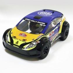 Модель раллийного автомобиля HSP Reptile 1:18 2.4G - 94808(80891)
