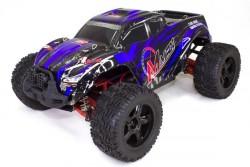 Радиоуправляемый монстр Remo Hobby MMAX UPGRADE 4WD 2.4G 1:10 RTR RH1031UPG