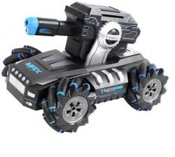Радиоуправляемый дрифт танк-робот - QR2075-BLUE