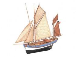 Сборная модель из дерева корабля Artesania Latina MARIE JEANNE, 1/50