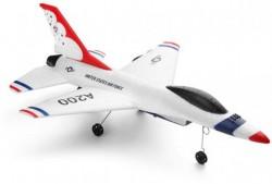 Радиоуправляемый самолет XK F-16B LiPo EPP - XK-A200