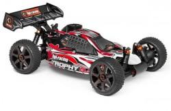 Радиоуправляемая багги HPI Trophy 3.5 Buggy 4WD RTR масштаб 1:8 2.4G HPI-107012