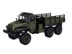 Радиоуправляемая машина MN MODEL советский военный грузовик Урал PRO 6WD 1:16 MN-88S