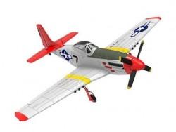 Радиоуправляемый самолет Volantex RC P51D Brushless 2.4G 4ch RTF - EXA76801RRBL