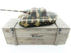 Радиоуправляемый танк Torro Jagdtiger (Metal Edition) 1:16 2.4G