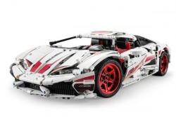 Конструктор CADA спортивный автомобиль Lamborghini LP610 (1696 деталей) C61018W