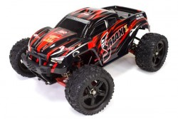 Радиоуправляемый монстр Remo Hobby Monster SMAX Upgrade 1:16 4WD RTR RH1631UPG V2.0 RED