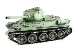 Радиоуправляемый танк Heng Long Russia T34-85 масштаб 1:16 2.4G - 3909-1Upg V6.0
