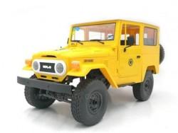 Радиоуправляемая машина внедорожник WPL FJ40 (желтая) 4WD 1:16 C-34-Y RTR