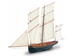 Сборная модель из дерева корабля Artesania Latina La Cancalaise, 1/50