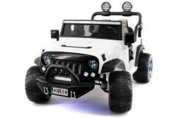 Детский электромобиль Jeep Wrangler White 2WD - SX1718-S