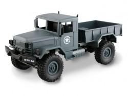 Радиоуправляемая машина MN MODEL военный грузовик 6WD 1:16 MN-35G