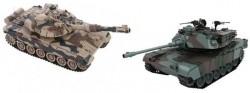 Радиоуправляемый танковый бой Zegan ZG-99830 (T90 + Abrams) 2.4GHz