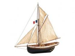 Сборная модель из дерева корабля Artesania Latina JOLIE BRISE, 1/50