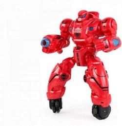 Дрифт-робот Радиоуправляемый, паромёт - DT-6035-RED