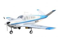 Радиоуправляемый самолет Top RC ST Beechcraft Bonanza V35 1280мм PNP - top085B