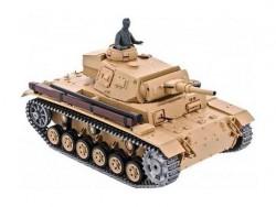 Радиоуправляемый танк Heng Long Panzer III type H Pro 1:16 - 3849-1Pro V6.0
